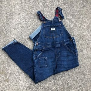 Kids denim overalls Size 7